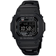 【CASIO 卡西歐】G-SHOCK 太陽能電波校時電子錶(GW-M5610BC-1)