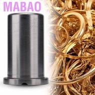Mabao 1公斤鑄造粘土石墨坩堝杯烤箱火炬鑄造