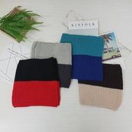 【現貨⭐圍巾熱賣】韓系雙色圍脖 超熱銷百搭圍脖圍巾