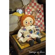 復古安娜貝爾娃娃 Annabelle 美國帶回老件 老布娃娃 [TOY-0152] 復古娃娃 復古玩具 復古玩偶 租借