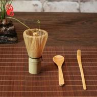【新品】手工竹制日本茶具茶筅三件套抹茶點茶用具打抹茶器茶道套裝