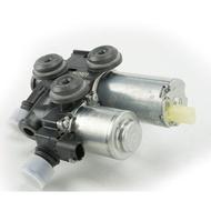 BMW E46 熱水閥 雙馬達 64118369807