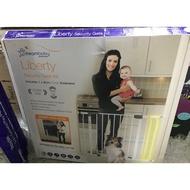 口盃暢貨社-兒童圍欄類-DREAMBABY 兒童/寵物雙向安全門--照片就是出售物件