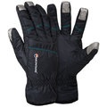 【Montane 英國】Prism Glove 保暖手套 保暖觸控手套 旅遊 賞雪手套 冬季保暖 女款 黑色 (GFPRG)