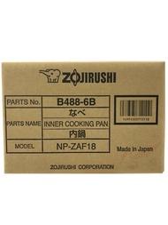 ZOJIRUSHI象印B488 10人份原廠內鍋 專用型號:NP-ZAF18