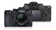 【FUJIFILM 富士】X-H1 類單眼相機