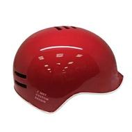 【淘氣寶寶】【日本iimo】日本iimo -新版兒童安全帽-紅色【保證公司貨】