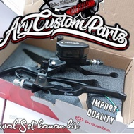 Ready Splashy Brake master Left Right Clutch Handle rcb Brand brembo Suitable For cb rx king gl tiger