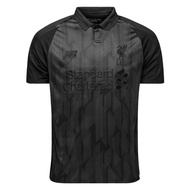 Brand New Liverpool Limited Edition New Balance 2018 Blackout Football Jersey Import From UK