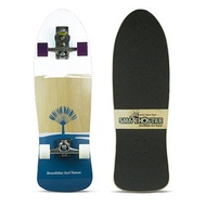 SmoothStar澳洲衝浪滑板/陸上衝浪板 32.5吋 選手板(白)  Surf skateboard-32.5″ Johanne Defay