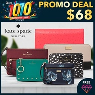 KATE SPADE BAG WALLET CROSSBODY 100% AUTHENTIC    Free Shipping