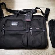 【降價】正品 TUMI Alpha Bravo T-Pass 26516DH 經典款側背包 電腦包 公事包