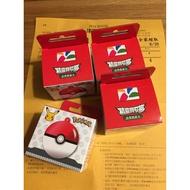 免運 全新未拆 正版 限量 精靈寶可夢造型悠遊卡-3D寶貝球 剩2件