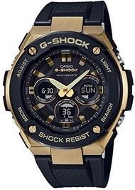 (Casio) [Casio] CASIO watch G-SHOCK G shock G Steel Solar radio GST-W300G-1A9JF Men s-