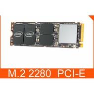 Intel 760P系列 512GB M.2 2280 PCI-E 固態硬碟