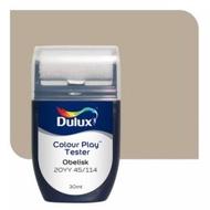 สีขนาดทดลอง Dulux Colour Play™ Tester - Obelisk 20YY 45/114