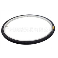 Bicycle thickened inner tube tire 26*1 3/8 inch 37-590 thickened inner and outer tire 26X138 bicycle