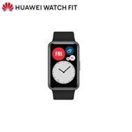 【外盒輕微凹損、髒汙】Huawei Watch FIT 智慧手錶 (黑色)