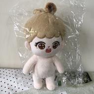 無屬性 棉花娃娃 娃 20cm
