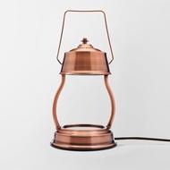 【Vana Candles】香氛蠟燭暖燈 薰香燈 融蠟燈 - 復古紅銅款(大)