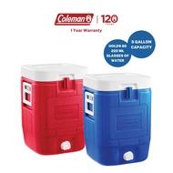 Coleman 5 Gallon Cube Beverage Cooler with Drip Resistant Faucet (22 L)