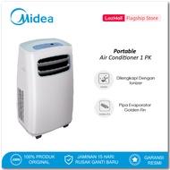 Midea PF AC Portable 1.0 PK MPF2-09CRN1 - Self-Diagnosis and Auto Protection