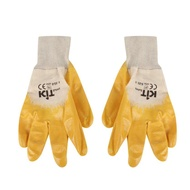 TOP Nitrile Gloves with Nitrile Coating Wear Resistant Anti-oil Working Gloves