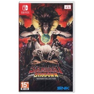✜ NSW SAMURAI SHODOWN NEOGEO COLLECTION (MULTI-LANGUAGE) (ASIA) (เกมส์  Nintendo Switch™ By ClaSsIC GaME OfficialS)