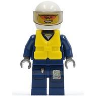 樂高人偶王 LEGO  森林警察#4439  cty277