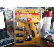 Cordless Driver Drill Casal Charge Drill