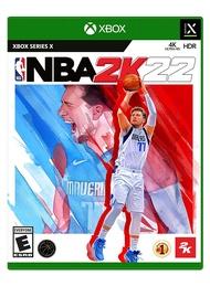 預購中 9月10日發售 中文版 [普遍級]  XBOX SERIES X NBA 2K22