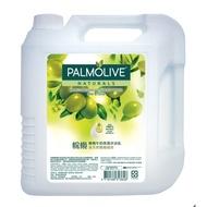 Palmolive 棕欖沐浴乳4公升 - 橄欖牛奶