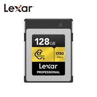 【Lexar 雷克沙】128GB Professional CFexpress Type B 1750MB/s 記憶卡