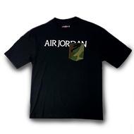 NIKE Air Jordan 男款 黑迷彩 上衣 口袋 T恤 短袖 運動CZ0595010 Sneakers542
