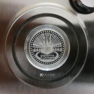 1 Dirham Restu Silver Coin .999 Collectibles
