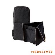 KOKUYO 大人系列 BIZ站立筆袋薄型-黑