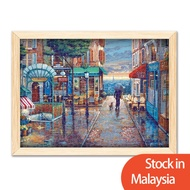 Jigsaw Mini Puzzle 1000 Pcs Adult Puzzles Montessori Jig Saw Mural Toys 拼图 拼圖 1000 片风景 Kids Educatioanl Intelligent Birthday Gift Landscapes Famous Painting Mini Puzzle 1000 Pieces for Teenage Multiple Styles Fantasy for Boys Girls Adults