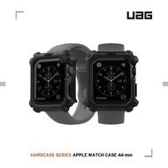 【UAG】Apple Watch 44mm 耐衝擊保護殼-黑(UAG)