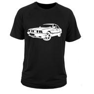 ผู้ชายเสื้อยืด Men T Shirt เสื้อยืดผู้ชาย T-shirt Bmw E34 Series 5 Fortnite