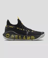 男童UA Curry 6籃球鞋