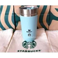 สุดคุ้ม แก้วเก็บความเย็น Starbucks Stanley Iceland Go Cup แก้วสตาร์บัค แก้ว starbuck แก้วสตาร์บัค