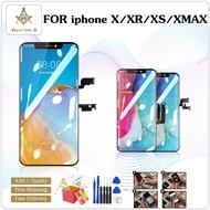 หน้าจอ iphone X/XR/XS/XSMAXไอโฟนX/XR/XS/XSMAXจอชุด จอพร้อมทัชสกรีน จอ+ทัช Lcd Display หน้าจอ apple iphone X/XR/XS/XSMAXไอโฟนX/XR/XS/XSMAX งาน อะไหล่มือถือ+รับประกัน90วัน