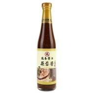 【西螺瑞春醬油】蒜蓉醬油膏(420ml/瓶)