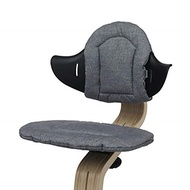 [USA Shipping] Nomi Cushion, Dark Gray, Accessory for use with The Award Winning Nomi High Chair and