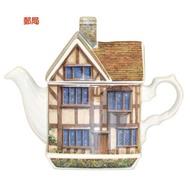 《齊洛瓦鄉村風雜貨》英國JAMES SADLER 故事壺 陶瓷壺 - 郵局 鐘塔 兩種款式