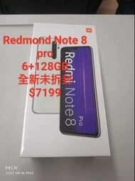 128GB!Redmi Note 8 Pro 128g