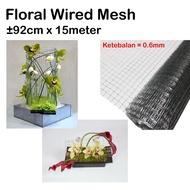 Flower Wired Mesh - Chicken Wire - Flower Wire - Decoration - Decoration