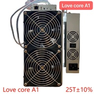Asic bitcoin Miner Love Core A1 Aixin A1 25T With PSU Economic Than Miner S5 Antminer S9 S9j S9k S15 S17 T9+ T17 S17+ M21S M20S