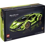 LEGO42115 藍寶堅尼 樂高 科技系列(樂高原包裝盒)