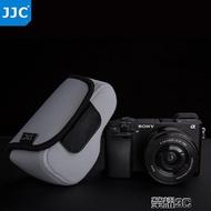 相機包 JJC索尼微單相機內膽包A6000 A5100L A5000 A6300 A6500保護套RX100M6 榮耀3c